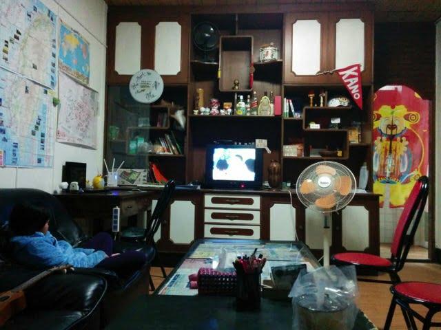 台南ゲストハウスはむ家 01