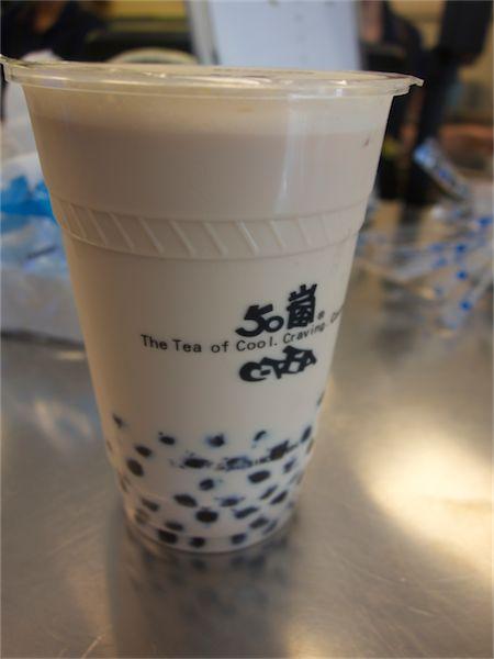 台湾タピオカミルクティー 04