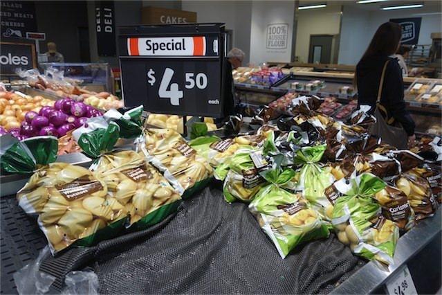 オーストラリア物価 031