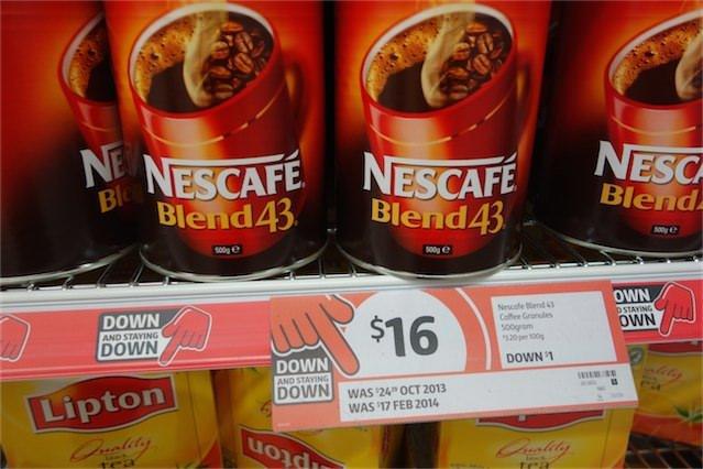 オーストラリア物価 066