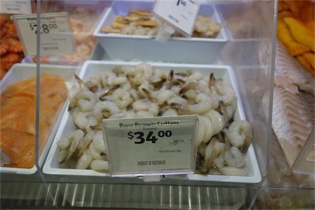 オーストラリア物価 038