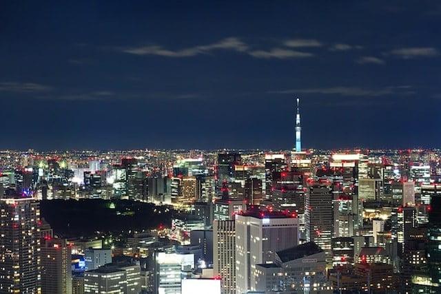 東京夜景01