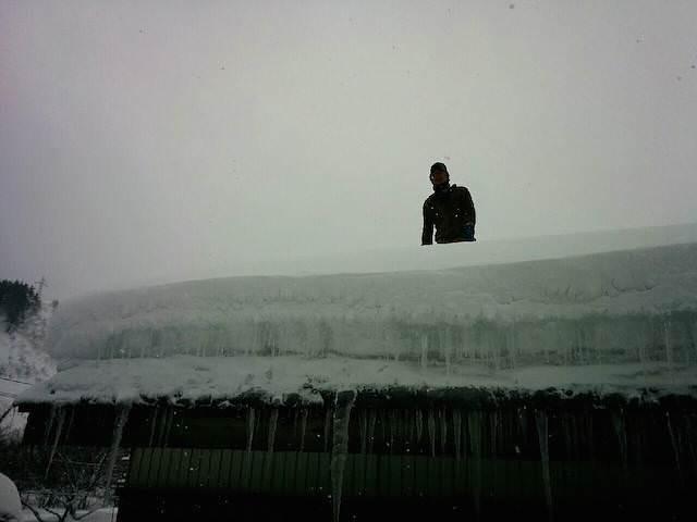 雪下ろし-15