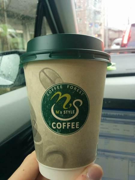 コンビニコーヒー 12