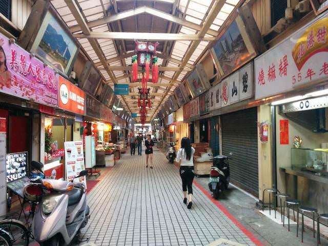華西街観光夜市 台北観光地 3