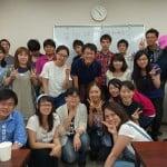 台湾人から中国語を習おう!銀座で開かれた日台語学交流会に参加してきました