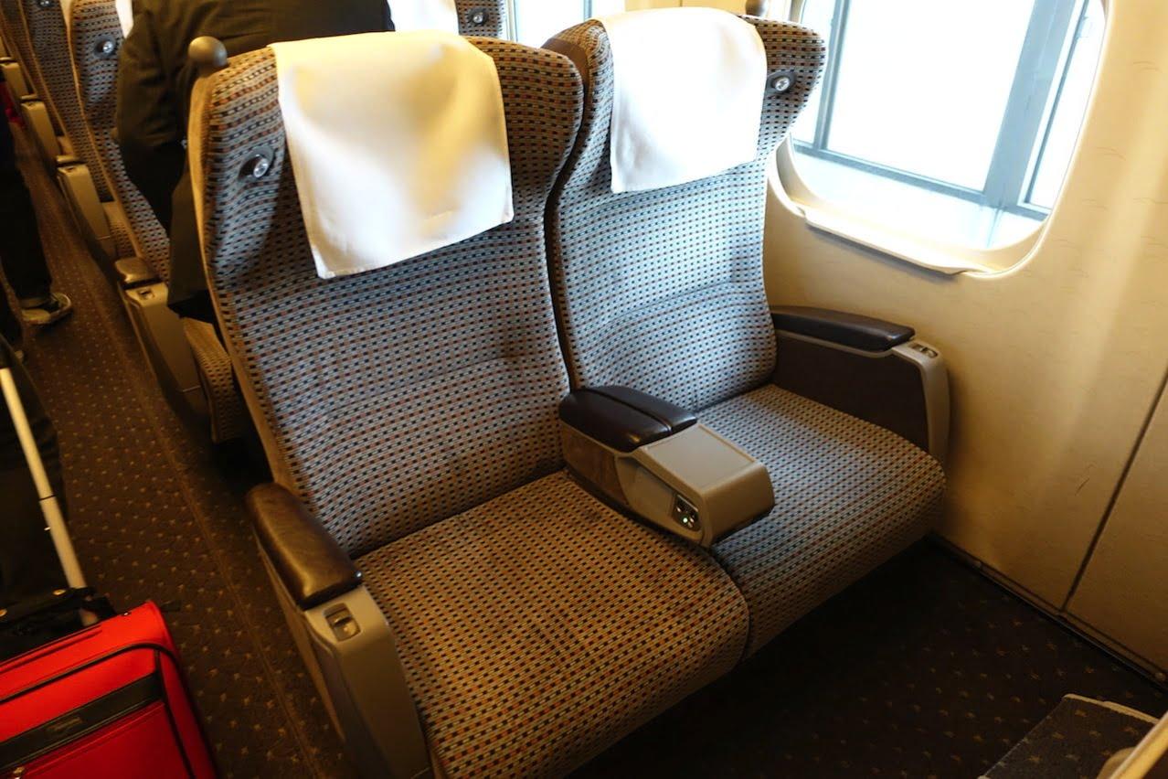 JR green train 14