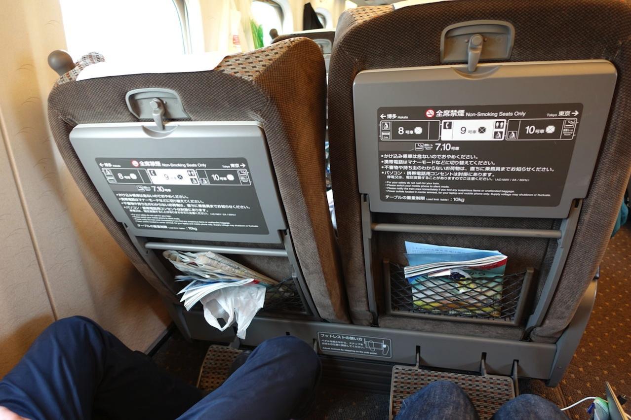 JR green train 16