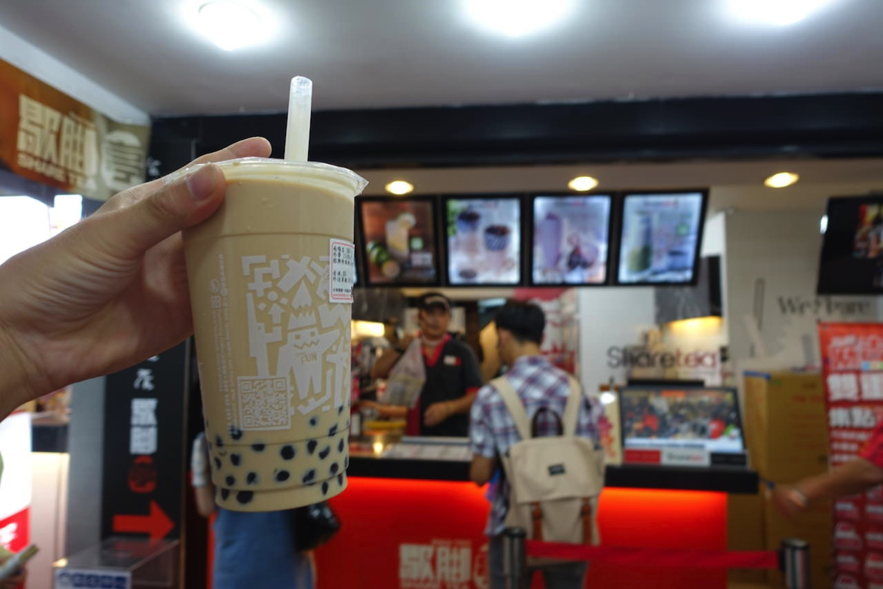 Taipei bubble tea 2