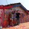 台湾人が紹介してほしくない台中の観光地。奇界遺産である彩虹眷村に遊びにいってきました!