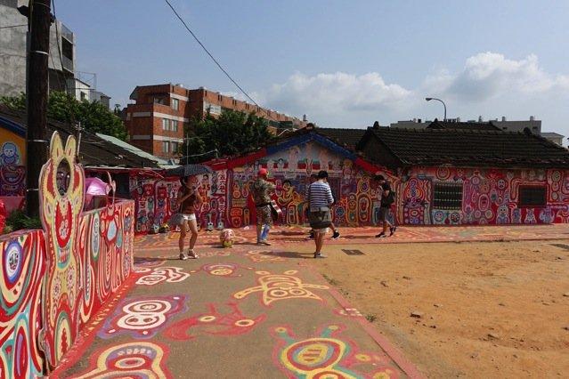 Rainbow village106