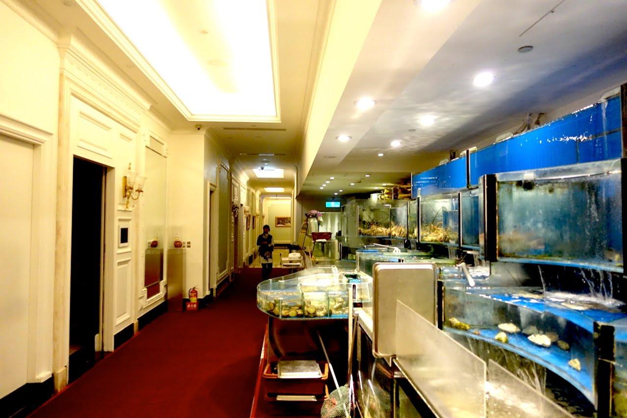 Taipei101 restarurant 064