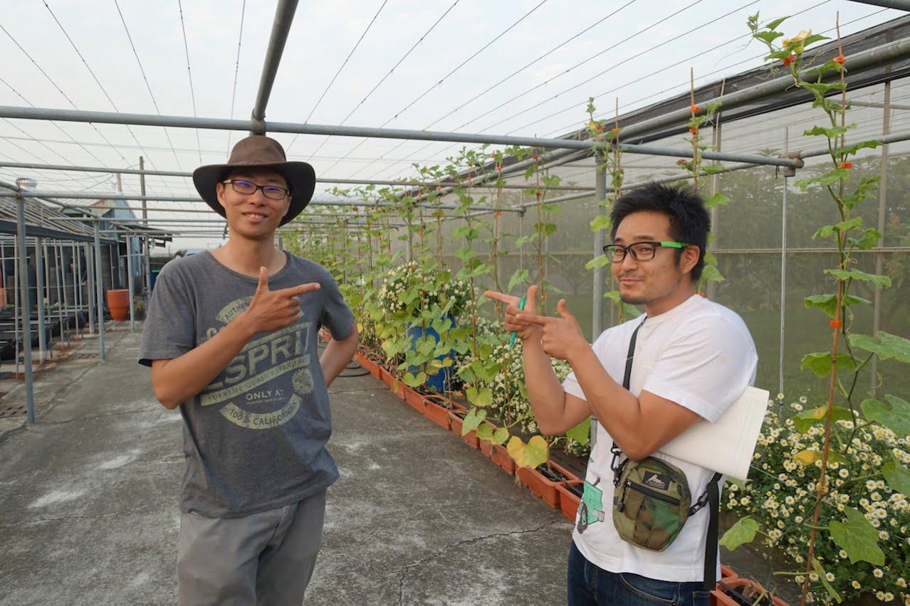 Tainan organic farm 0111