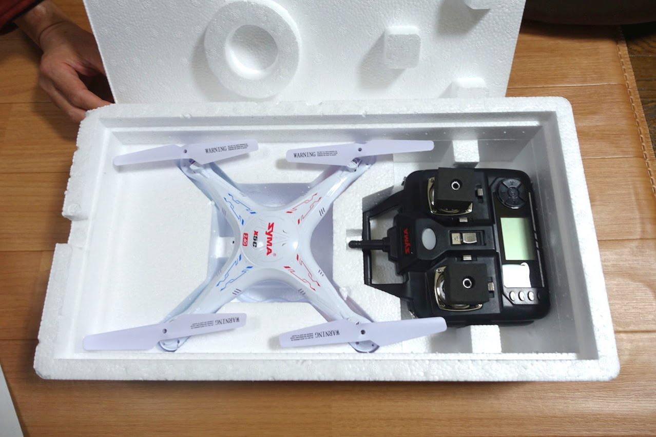 Drone z5c1 syma 003