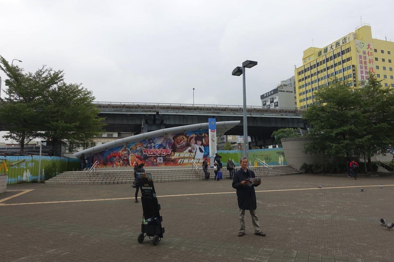 Kaohsiung mrt station 001