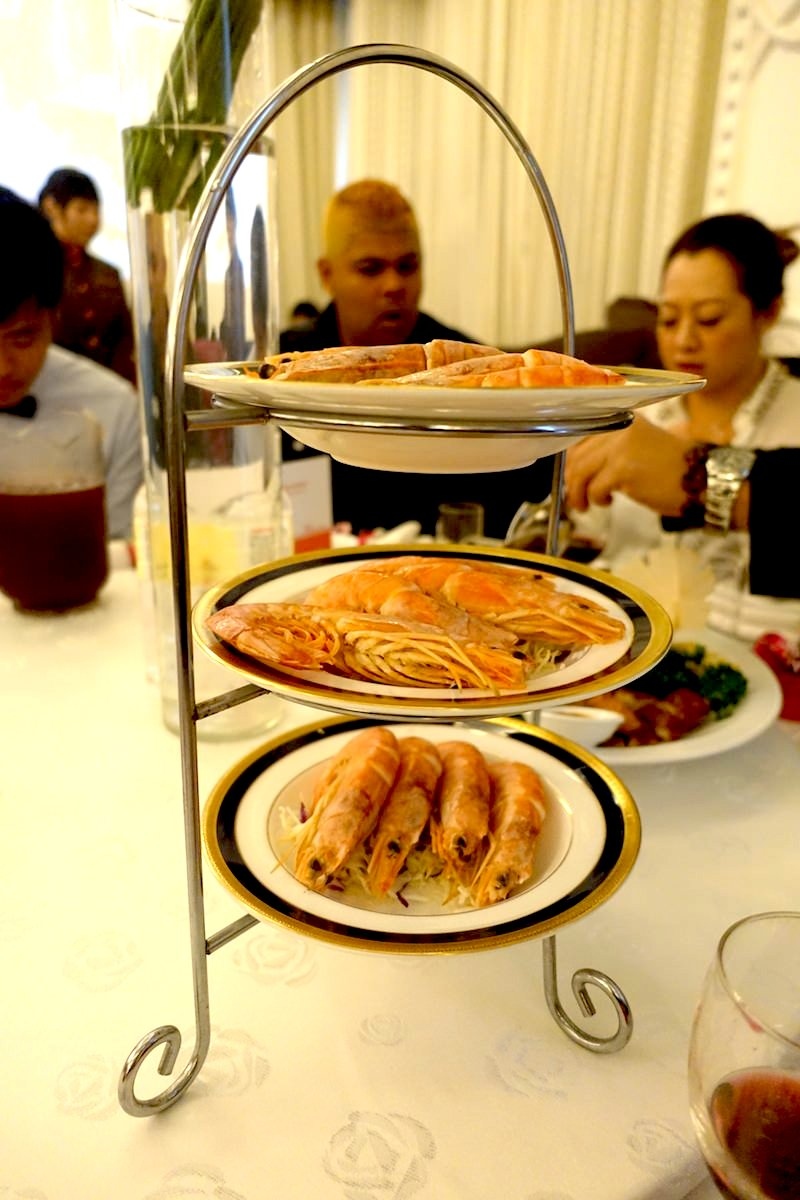 Taichung wedding party foods 001