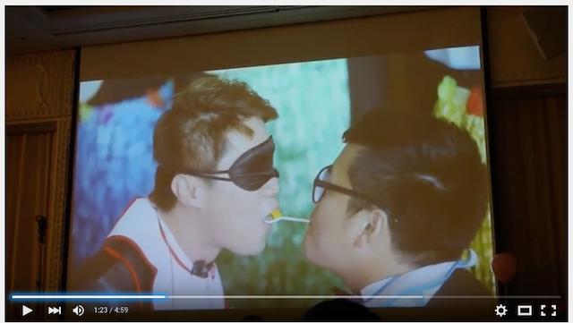 Wedding party video in hongkong 005
