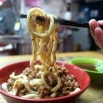 台北のジャージャー麺食べるならここ!台北駅から近い老牌牛肉拉麺大王を紹介します