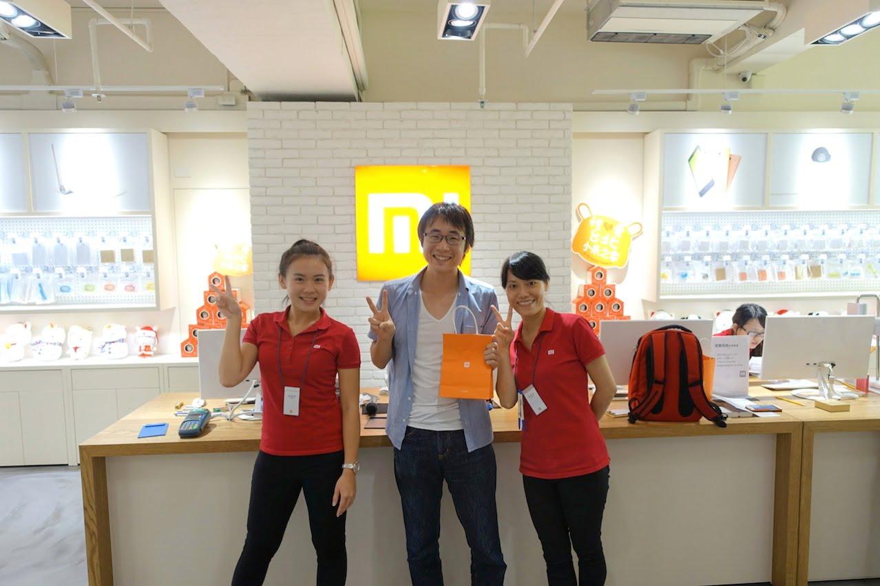 Xiaomi store taipei 02