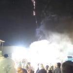 台湾イチの奇祭。ロケット花火に自ら喜んで当たりにいく鹽水(塩水)蜂炮をキミは知っているか?