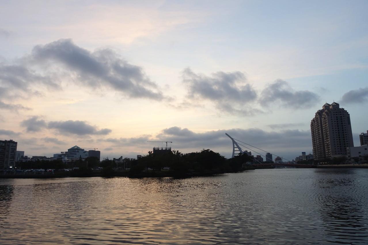 Tainan sunset 01