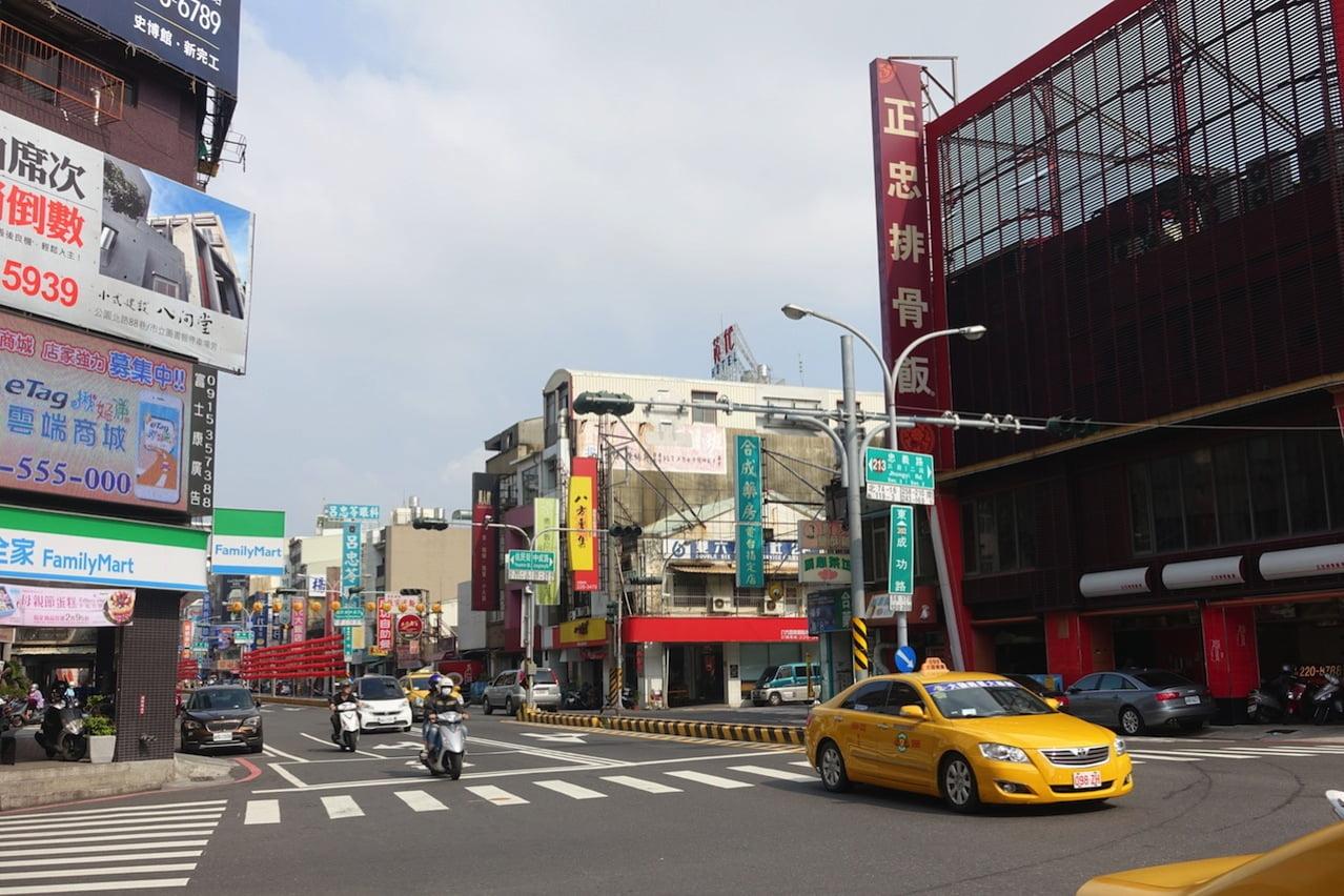 How to go jengjong paigufan tainan 1