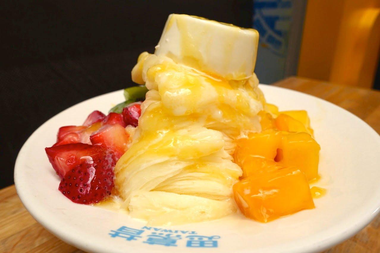 Taipei kakigori smoothie 01