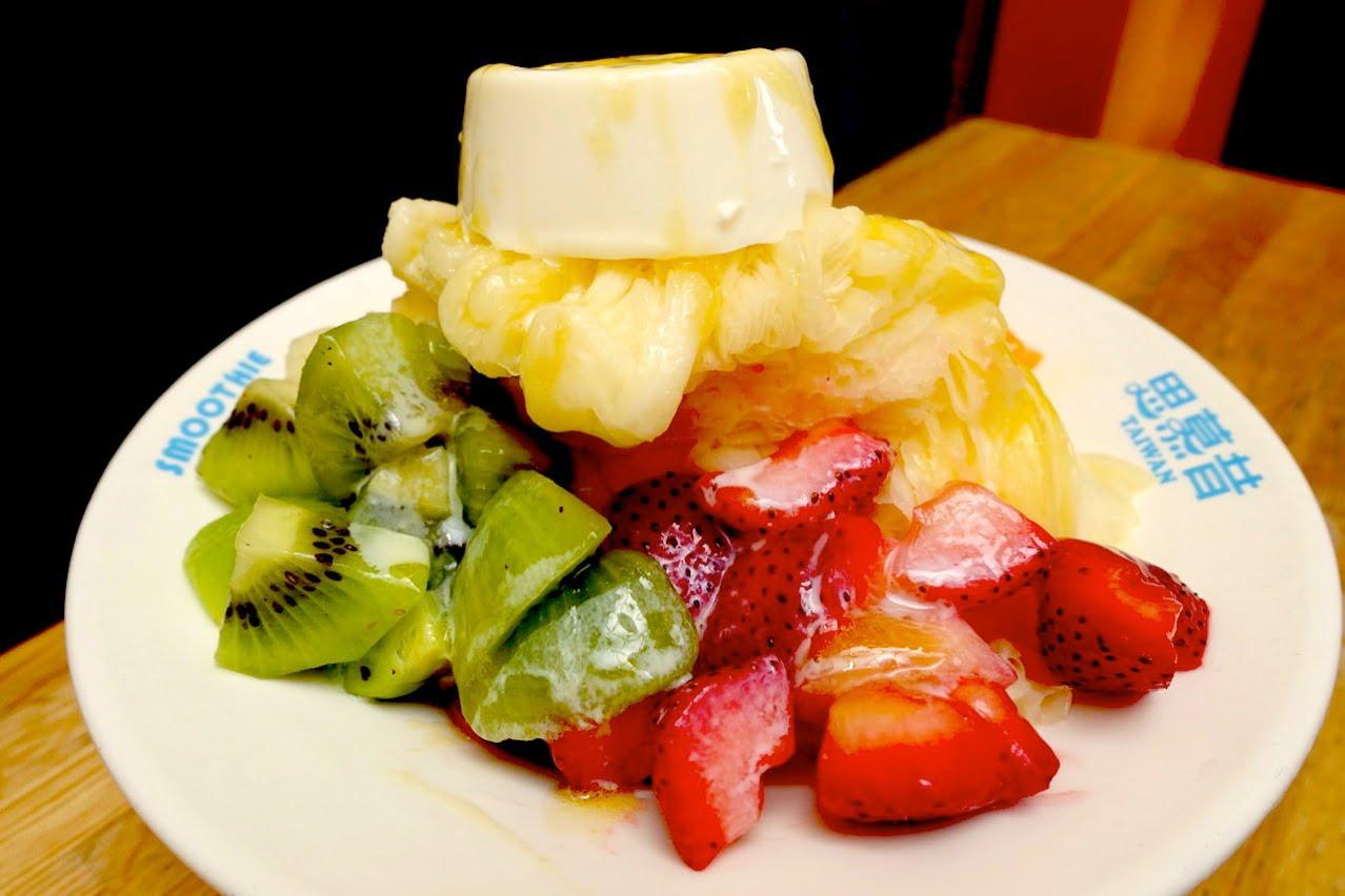 Taipei kakigori smoothie 02