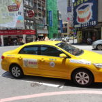 台湾のコンビニでタクシーを呼び出す方法を紹介します 全家(ファミリーマート)編