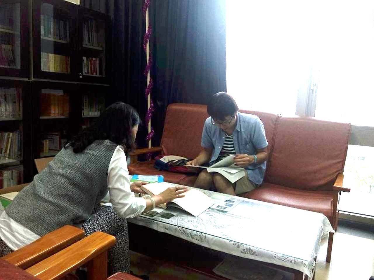 Kong shang university 09