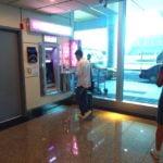 台湾の桃園国際空港のATMでクレジットカードを使ってキャッシングする方法