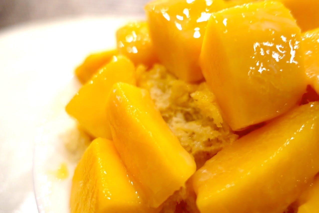 Mango kakigori taipei 008