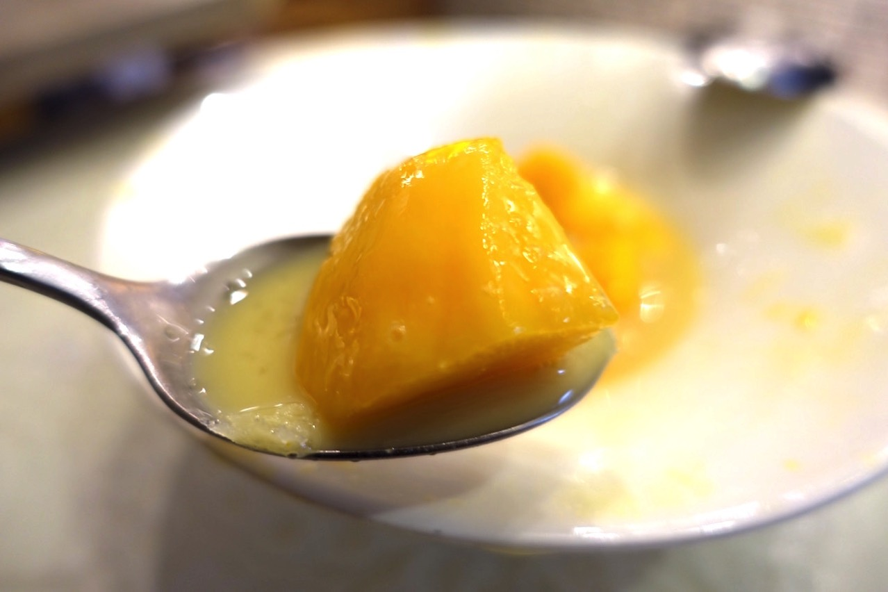 Mango kakigori taipei 011