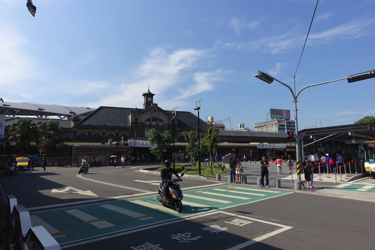 Taiwan taichung crown hostel 032