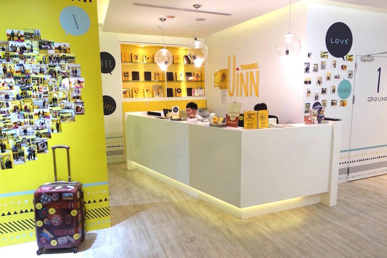 Taipei yuinn trave guesthouse 049
