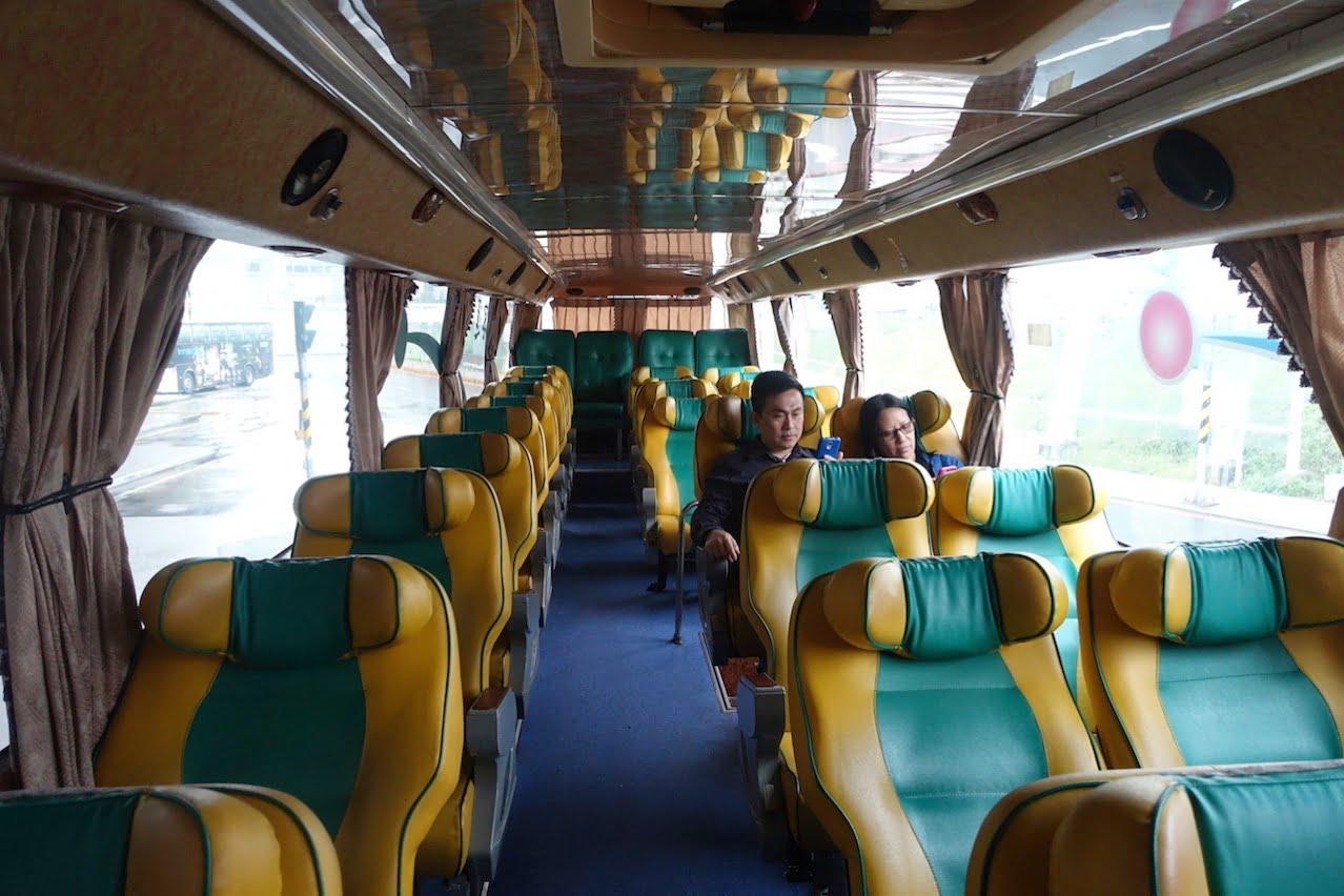 Taoyuan kokusai airrport bus 029