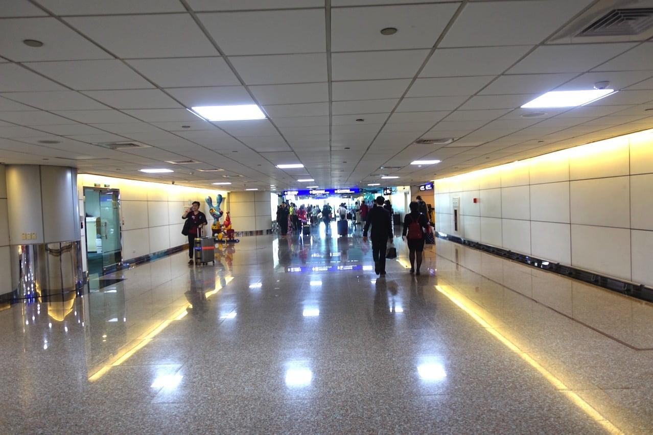 Taoyuan kokusai airrport bus 040