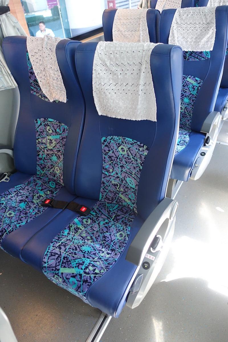 Taoyuan kokusai airrport bus 054