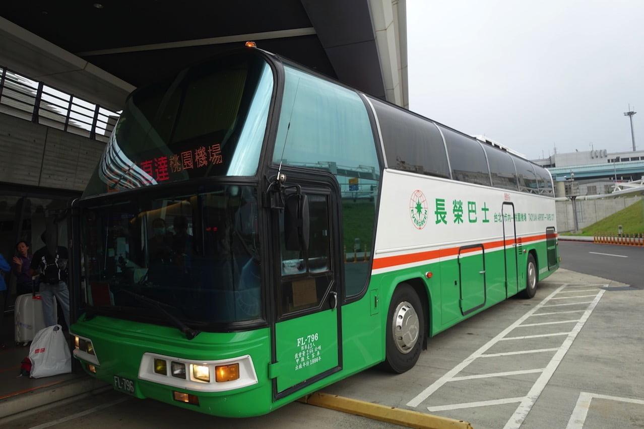 Taoyuan kokusai airrport bus 079