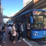 台湾の台北から九份でのバスの行き方と料金まとめ。バス停の場所が変わったので注意!