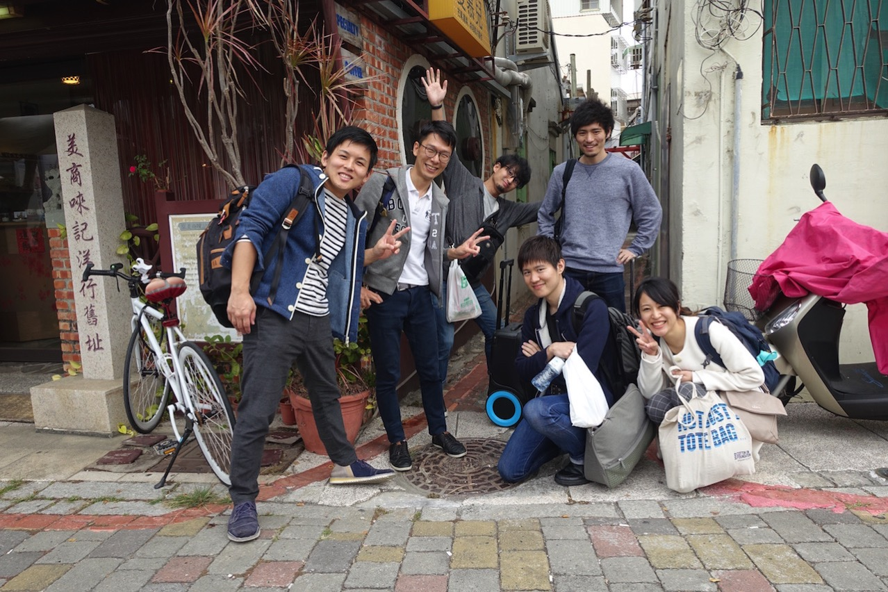 Tainan blogger gasshuku first 003