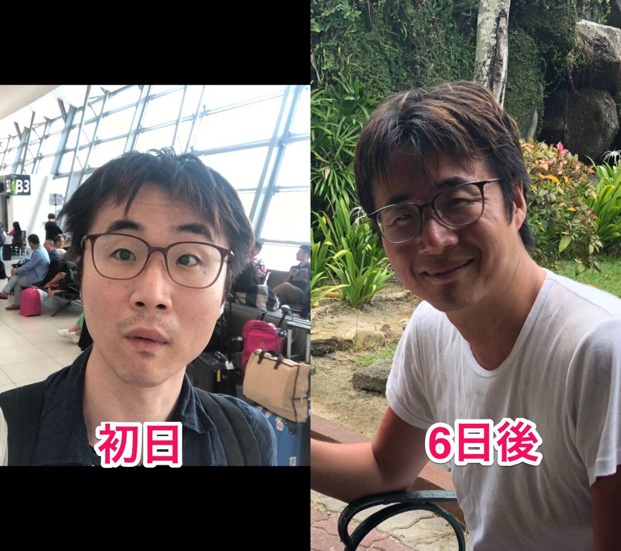 前原の顔比較