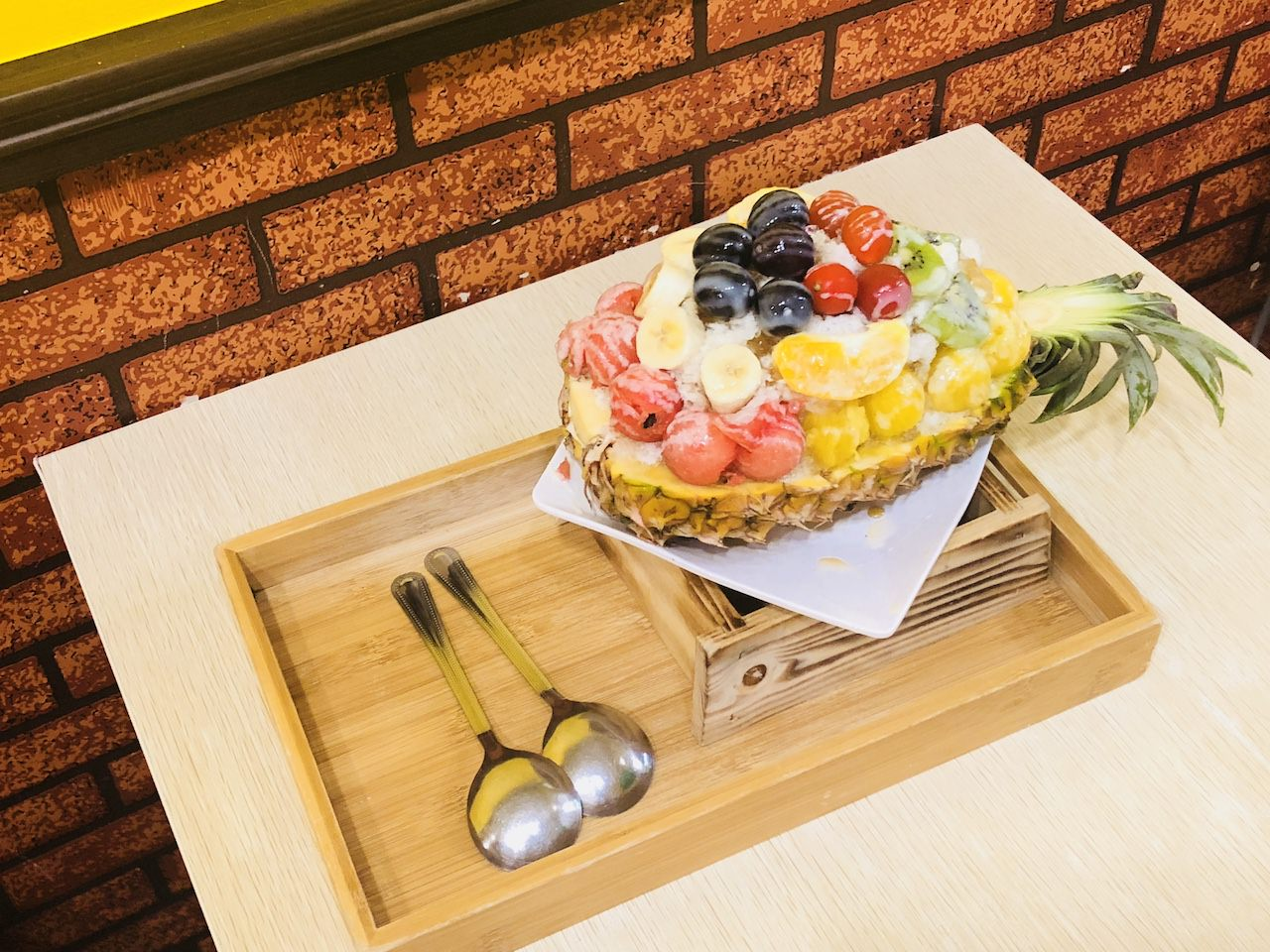Tainan fruite kakigori 0008