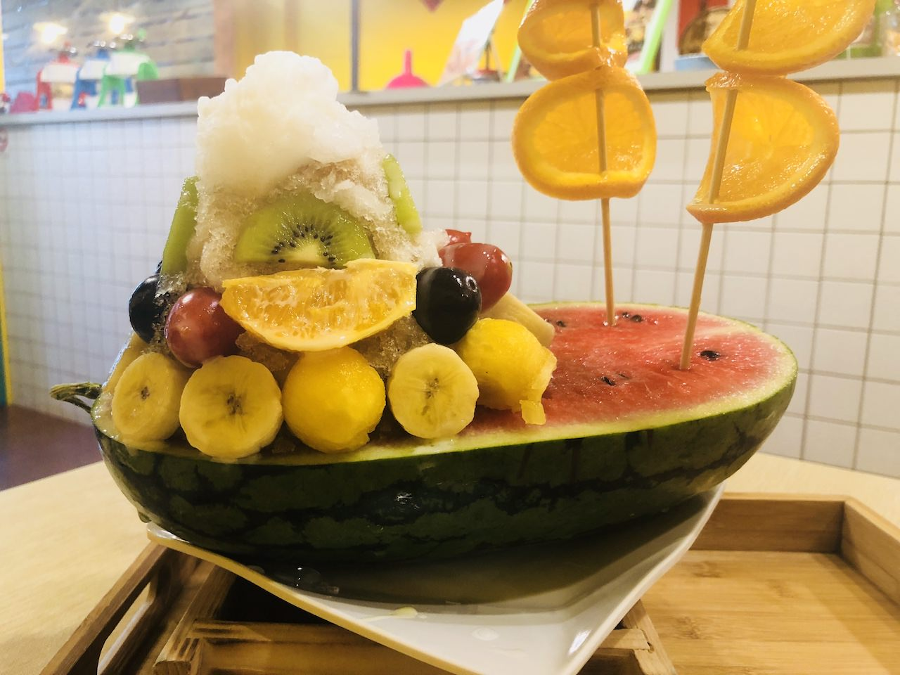 Tainan fruite kakigori 0038