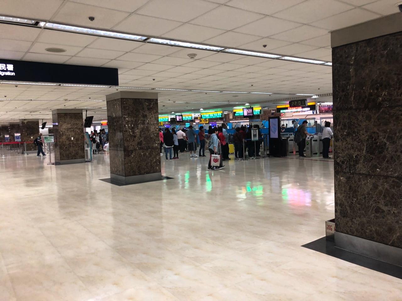 Vanilla air taiwan airport 005