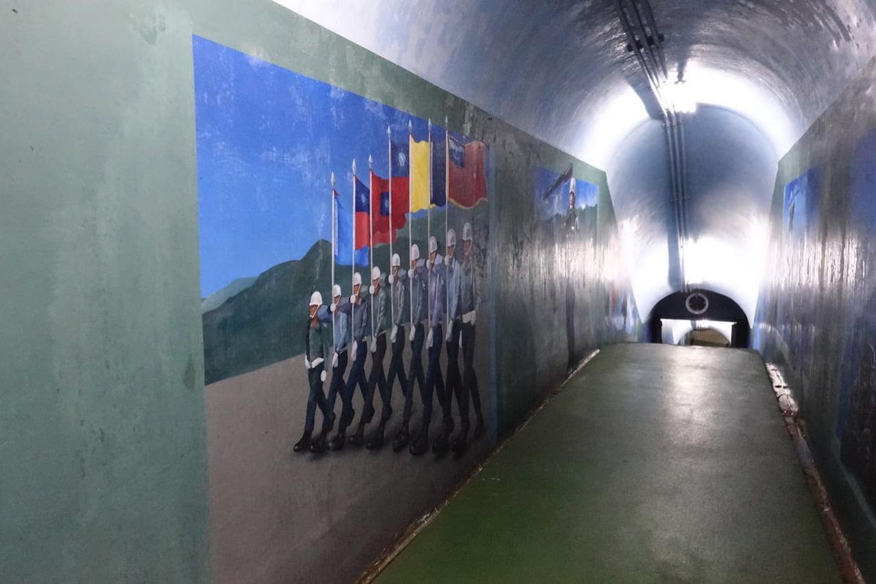 Taoyuan tunnel 014