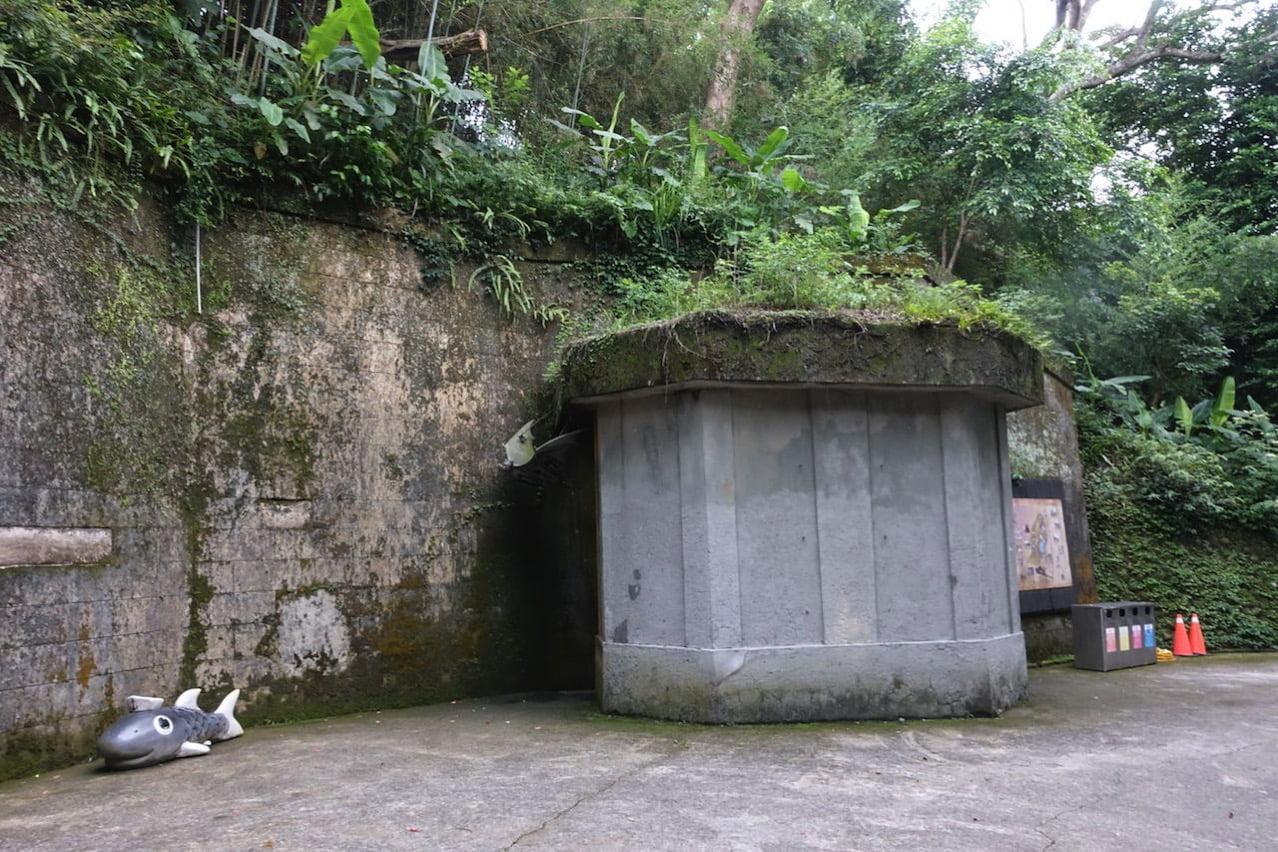 Taoyuan tunnel 010