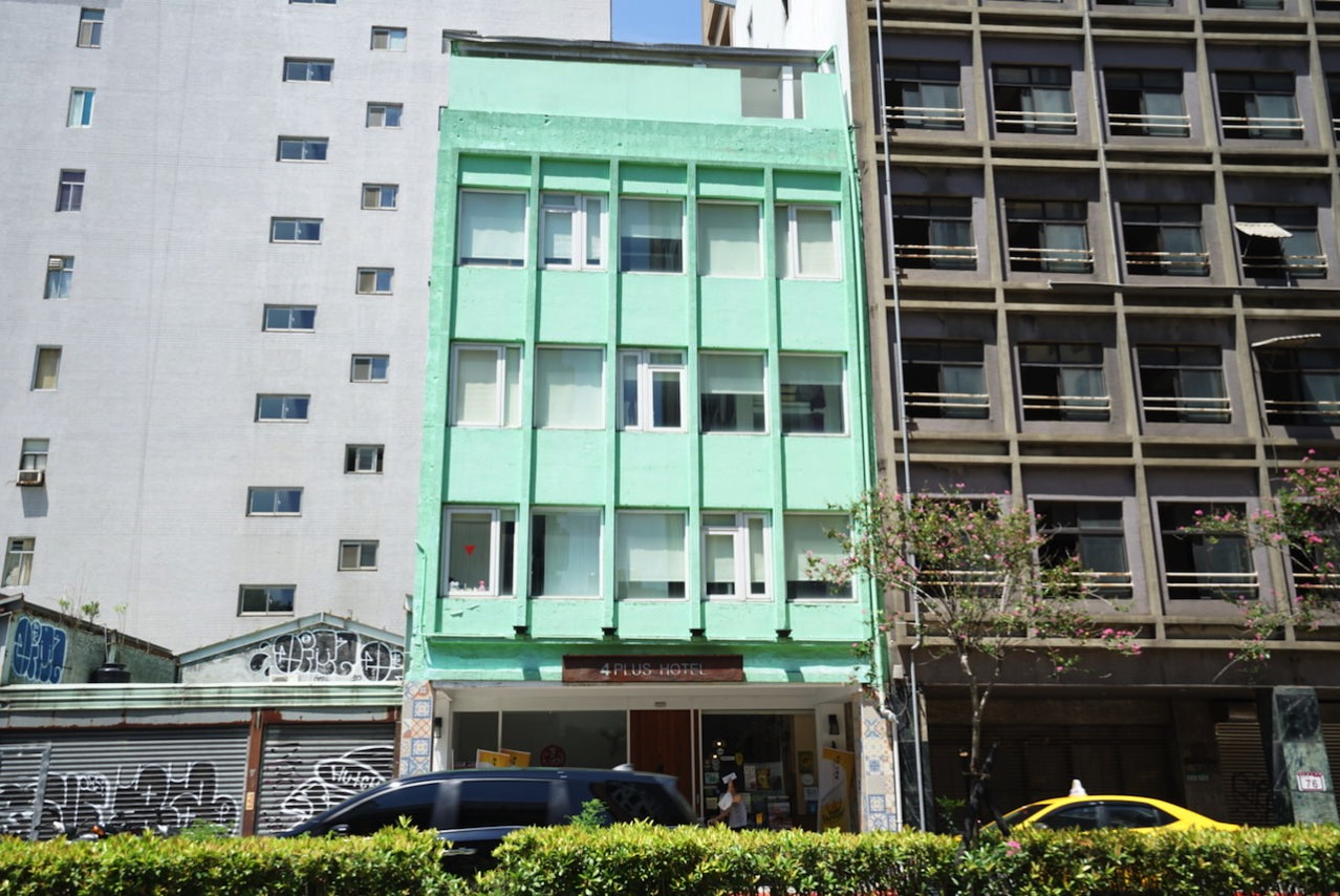 Taipei guesthouse 4plus 053