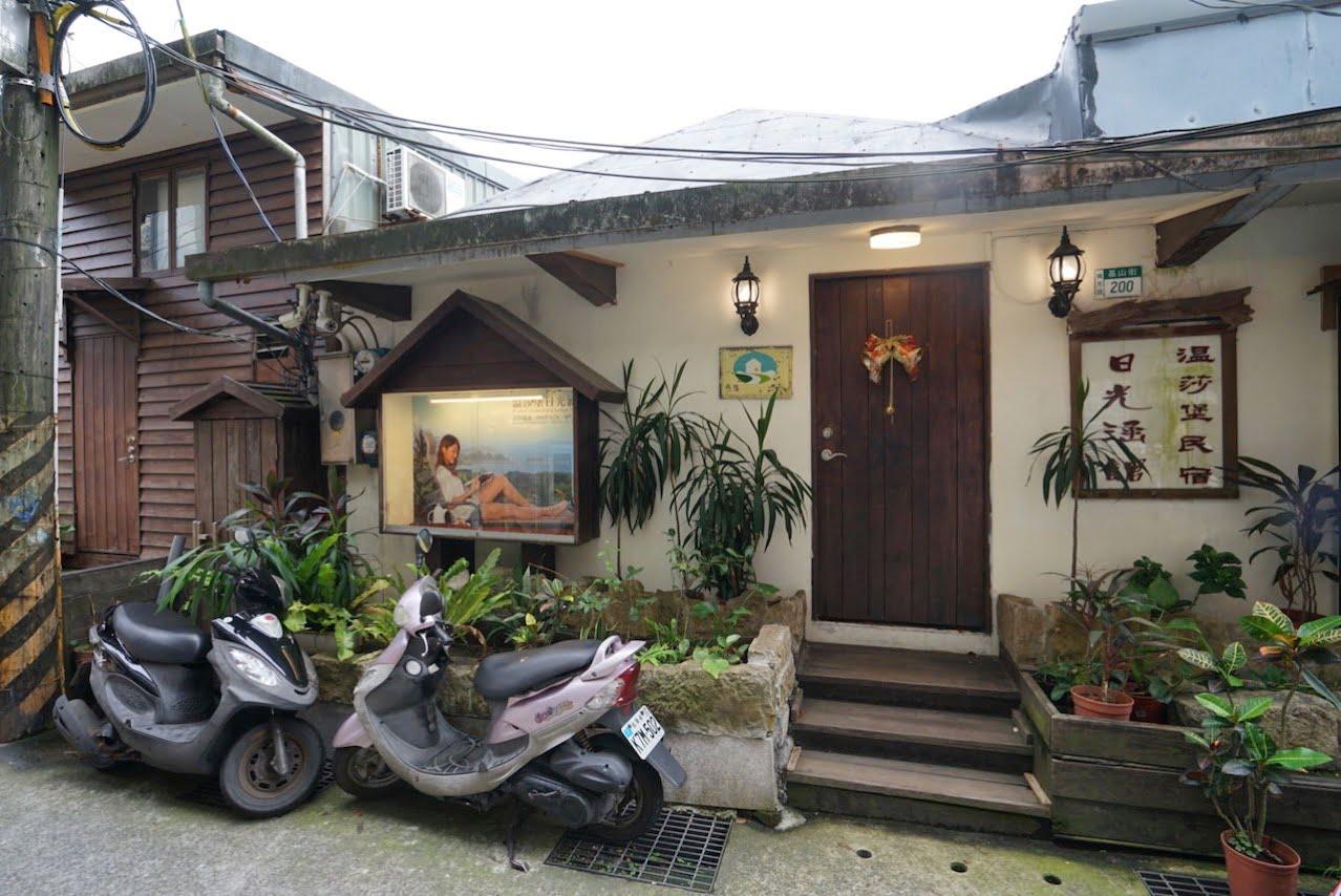 Taipei kyufun minshuku 0037
