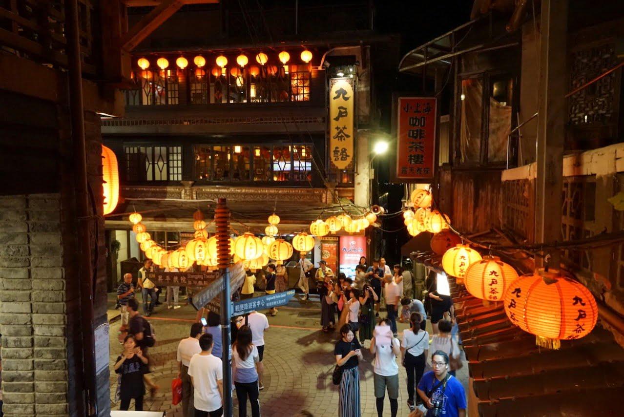 Taipei kyufun minshuku 0113